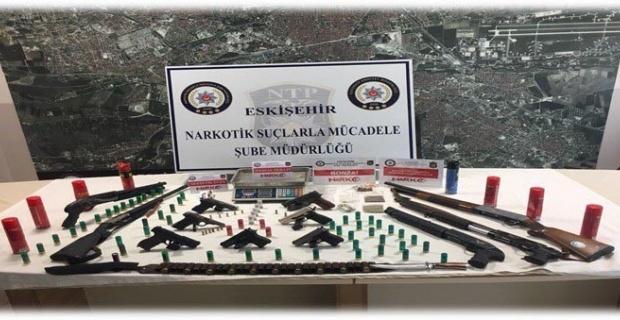 NARKOTİM'den İHA'lı uyuşturucu operasyonu