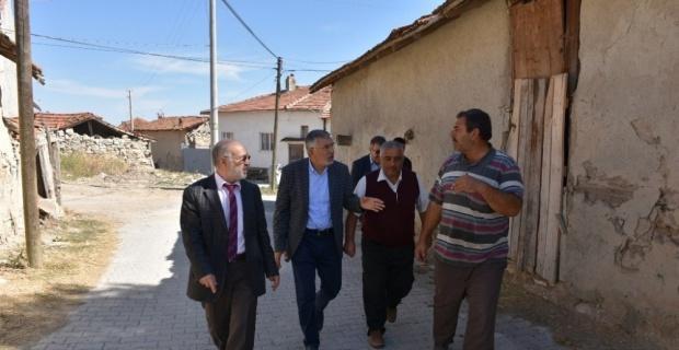 Bozkurt mahallelerde incelemelerde bulundu