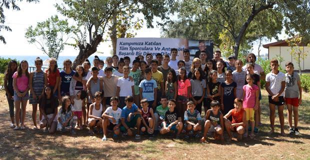 Odunpazarı Belediyesi sporcular için kamp düzenledi