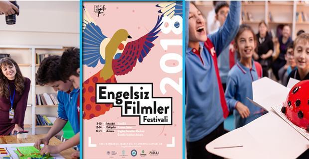 Engelsiz Filmler Festivali başladı