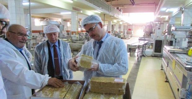Eskişehir'deki gıda üretim işletmeleri modernleşiyor