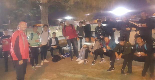 Eskişehirspor'un geleceği bu çocuklarda!