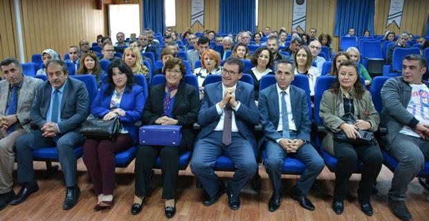 Tepebaşı Bölgesi İYEP bilgilendirme toplantısı yapıldı