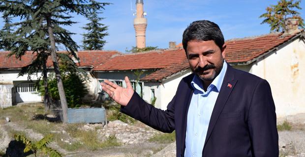 400 yıllık tarihi kervansaray restore ediliyor