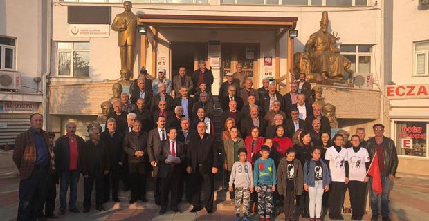 HABEV: Atatürk'ü sevgi, saygı ve özlemle anıyoruz