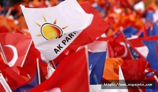 İşte AK Parti'de son liste