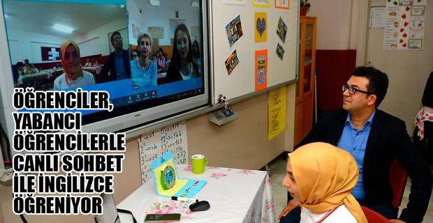 Öğrencilerine İngilizce öğretmenin formülünü buldu