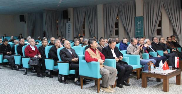 TÜGVA'dan Mevlid Kandiline Özel Program