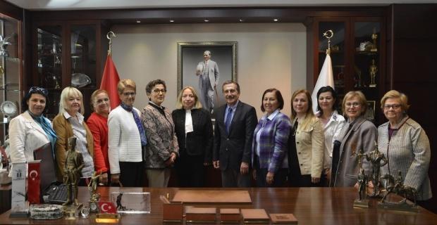 Türk Kadınlar Birliği'nden Ataç'a teşekkür