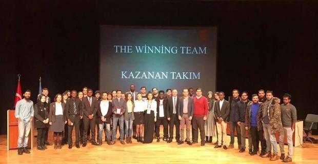 Anadolu Üniversitesi ekibi 'Hult Prize' yarışmasının finalini gerçekleştirdi