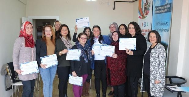 Anneler Farkında Projesi'nin kapanış toplantısı yapıldı