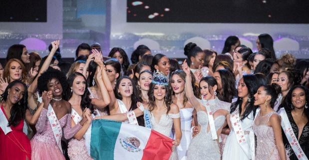 Dünyanın en güzeli Meksika'dan