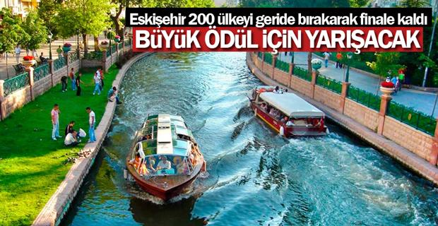Eskişehir finalde!
