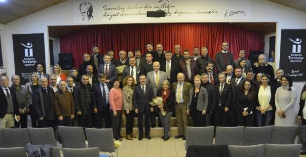 Tepebaşı Kırsal Kalkınma Kurulu toplandı