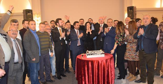 Es Group Çalışan Gazeteciler Günü'nü kutladı