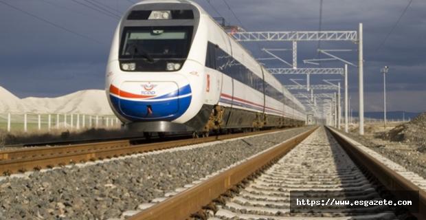 İzmir-Eskişehir tren seferleri iptal oldu