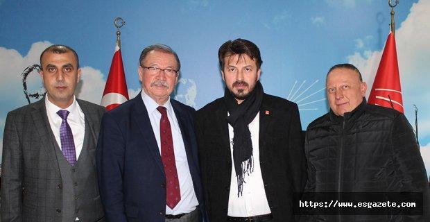 AKP'den istifa eden meclis üyesi CHP'ye geçti