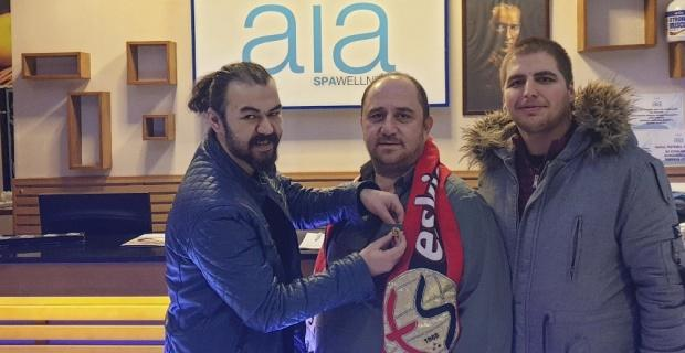 Anemon Otel Aia SPA Eskişehirspor'a destek