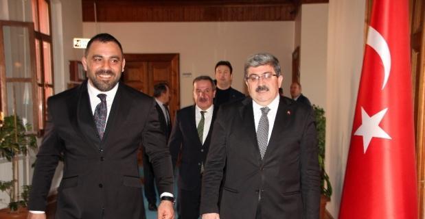 Bakan Yardımcısı Hamza Yerlikaya Bilecik'te