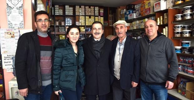 """Başkan Ataç, """" Tepebaşı için çalışmaya devam edeceğiz"""""""
