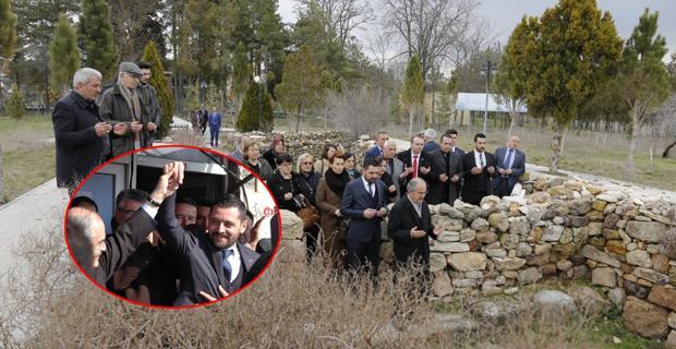 Büyükerşen'den Serdar Ulucan'a tam destek