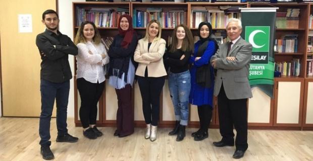 DPÜ'de yeni proje: Akran eğitimi
