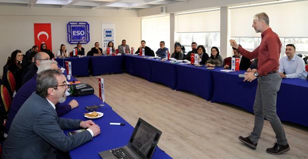 ESO'dan yeni eğitim hamlesi
