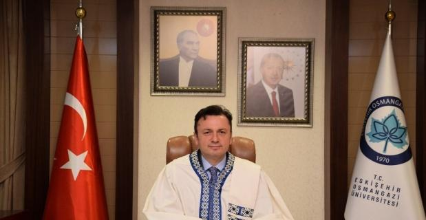 ESOGÜ Rektörü Şenocak, ÜHBD Genel Kurulu'na seçildi