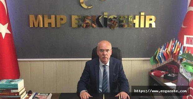 MHP İl Başkanı  Candemir kalp krizi geçirdi