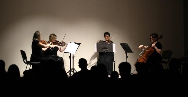 Oda Konserleri Quartet Mapa ile devam etti