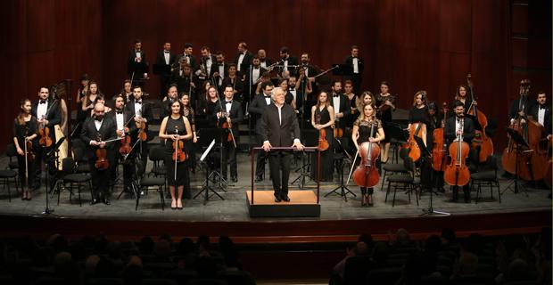 Senfoni'den müzik ziyafeti