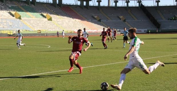 TY Elazığspor : 0 - Giresunspor : 0