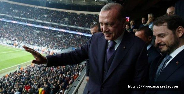 Erdoğan; Milli maçı Eskişehir'de izleyebilirim