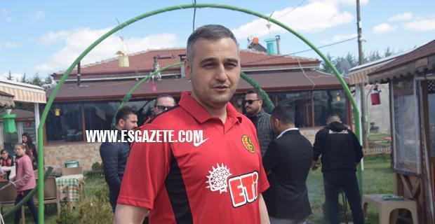 Eskişehirspor Başkanı Kaan Ay'dan çarpıcı açıklamalar