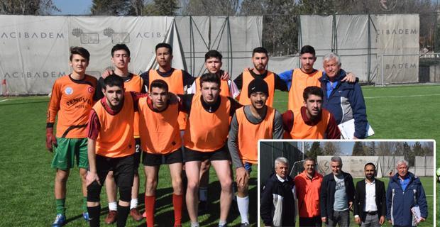 Eskişehirspor seçmeleri başladı
