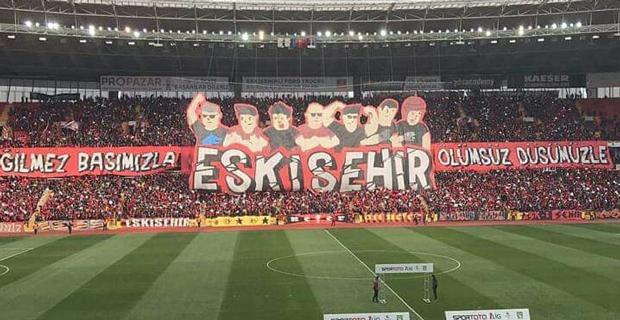 Eskişehirspor'umuz - Altınordu 26.hafta maçı