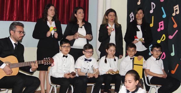 """Mehmet Ali Yasin İlkokulu'nda """"Orff ve Drama sınıfı açıldı"""""""