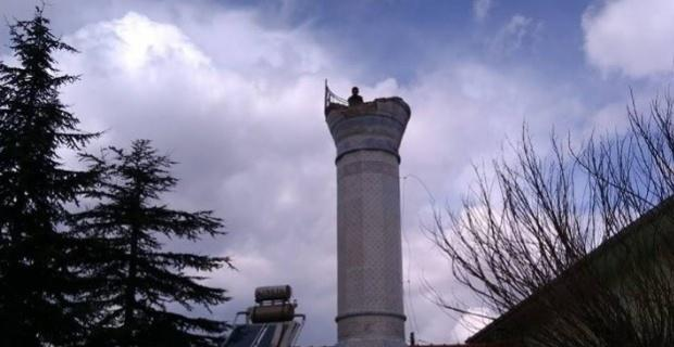 Minare ustasının hassasiyeti