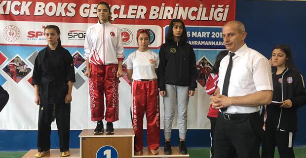 Nazan Başkaya Türkiye şampiyonu oldu