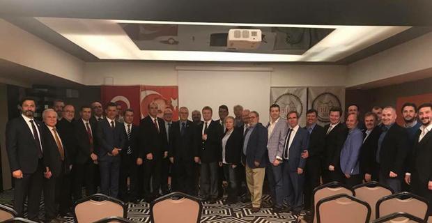 Bulgar-Türk İş adamları Eskişehir'e geliyor