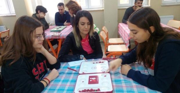 3'ncü Geleneksel Türk Akıl Oyunları Turnuvası' düzenlendi