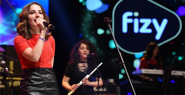 Eskişehir'den 18 Lise Ankara'da sahneye çıktı