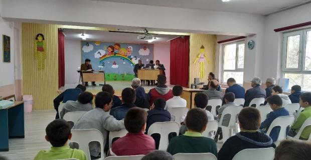 Hisarcık'ta Kur'an'ı Kerim'i Güzel Okuma Yarışması