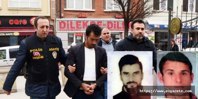 İki kişiyi öldürdü 20 yıl ceza aldı