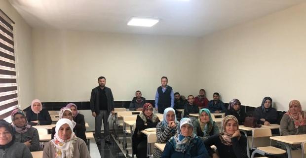 İŞ-KUR'dan sürü yönetimi elemanı ve sebze yetiştiriciliği kursu