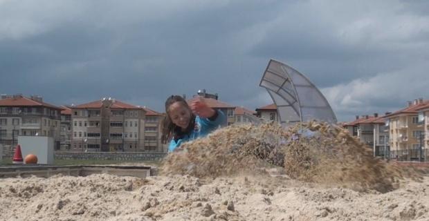 Kütahya'nın altın kızları, Türkiye Şampiyonu oldu