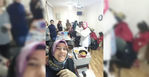 Şaphane'de 400 saatlik 'Seramik biçimlendirme' kursu