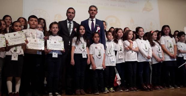 TÜBİTAK 4004 Doğa Eğitimi ve Bilim Okulları Projesi sona erdi