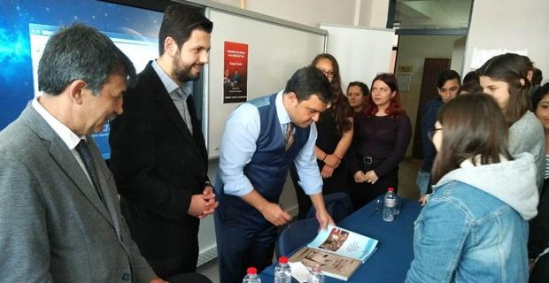 TÜGVA Eskişehir Lise Kariyer Günleri