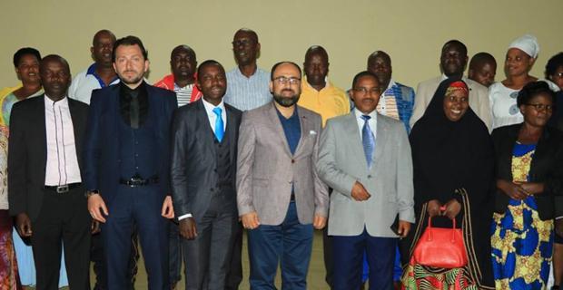 Tümsiad Eskişehir Başkanı Engiz, Burundi'de